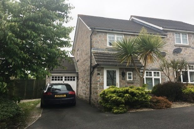 Thumbnail Property to rent in Retallick Meadows, St. Austell