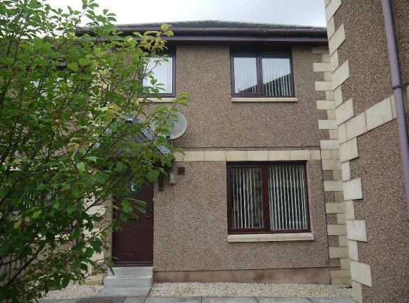 Thumbnail End terrace house to rent in Wards Court, Darliston, Moray, Elgin