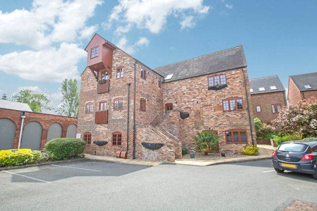 Thumbnail Flat to rent in Granary Place, Kingsbury, Tamworth