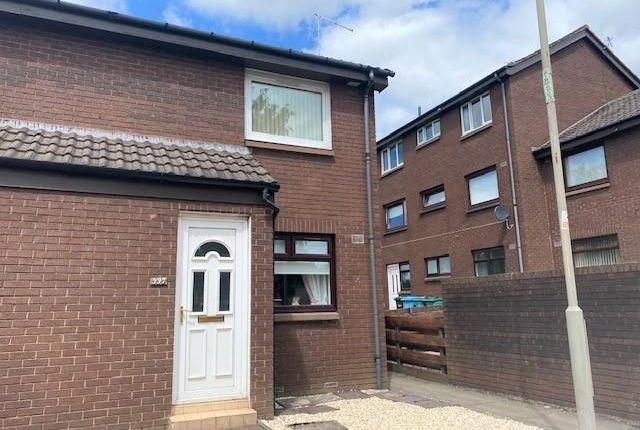 Thumbnail Flat to rent in Merry Street, Motherwell
