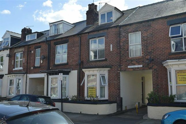 Thumbnail Terraced house for sale in 16, Rosedale Road, Off Ecclesall Road