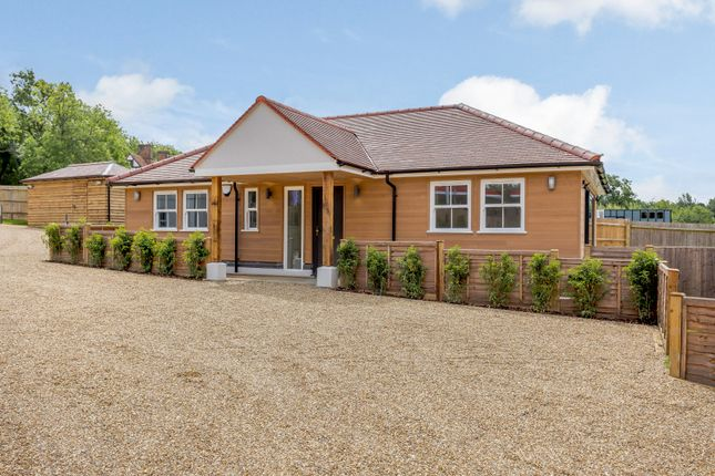 Thumbnail Detached bungalow for sale in Bell Lane, Brookmans Park, Hatfield