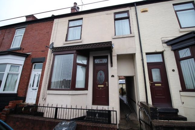 Thumbnail Terraced house to rent in Swinton, Rotherham