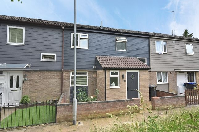 3 bed terraced house for sale in Lower Meadow Court, Northampton NN3
