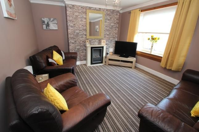 Living Room of Sir Michael Street, Greenock, Inverclyde PA15