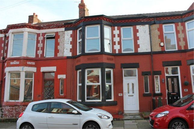 3 bed terraced house for sale in Loreburn Road, Liverpool, Merseyside