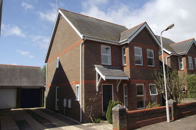 Thumbnail Detached house to rent in D'urberville Close, Dorchester