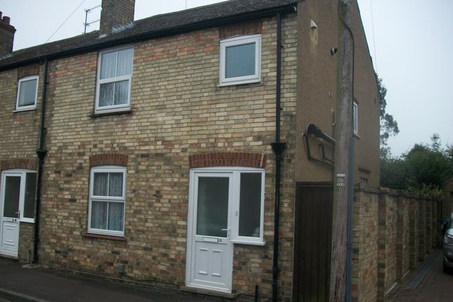 Thumbnail Terraced house to rent in Bohemond Street, Ely