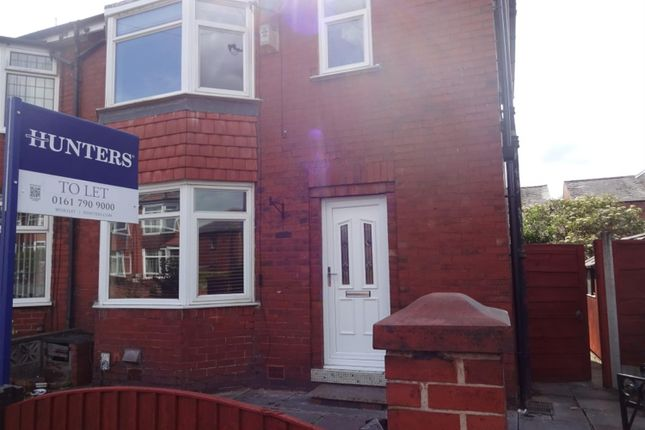 Thumbnail Semi-detached house to rent in Charles Street, Swinton, Manchester