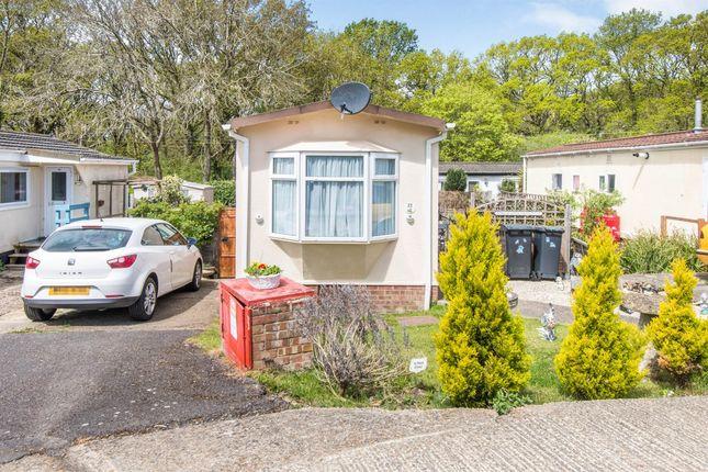 Mobile/park home for sale in Bishopstoke Lane, Brambridge, Eastleigh
