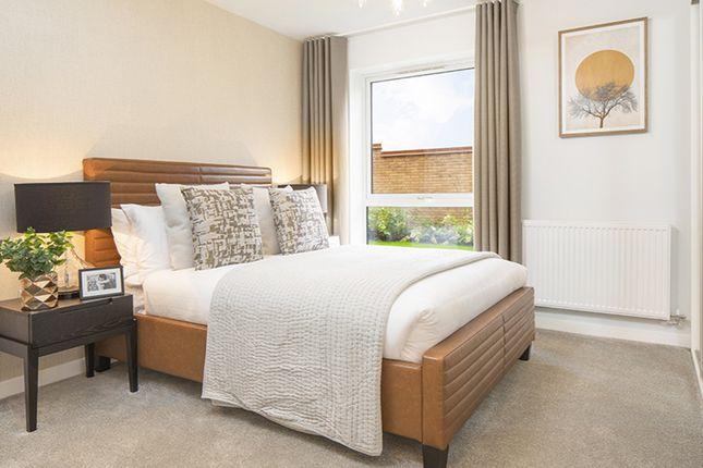 "Thumbnail Flat for sale in ""Acrilan Court"" at Hackbridge Road, Wallington"