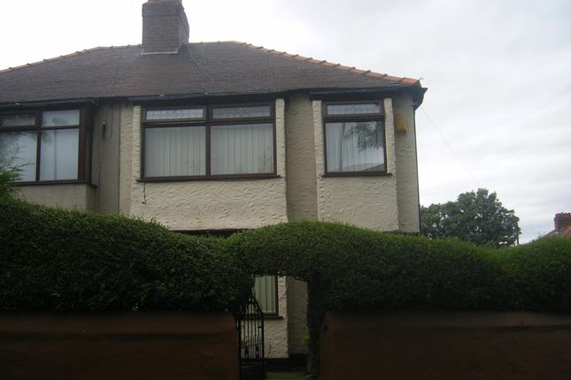 Thumbnail Semi-detached house for sale in Oakfield, Anfield, Liverpool