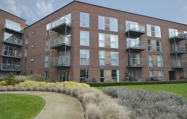 2 bed flat for sale in The Heart, Walton On Thames KT12