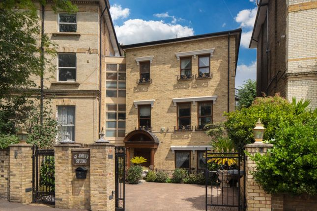 Thumbnail Semi-detached house for sale in Harley Road, London