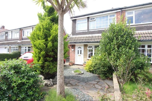 Thumbnail Semi-detached house for sale in Valentia Road, Blackpool