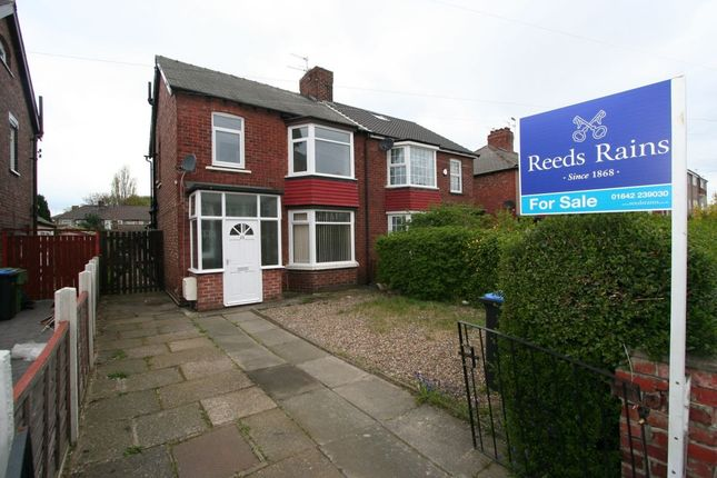 Thumbnail Semi-detached house for sale in Prissick School Base, Marton Road, Middlesbrough