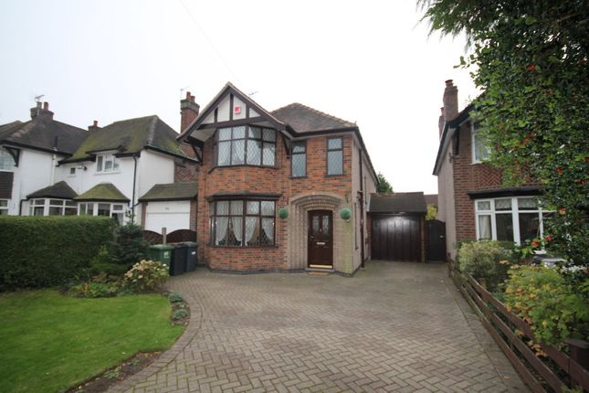 Thumbnail Detached house for sale in Hinckley Road, Nuneaton