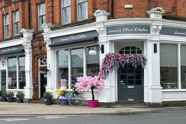 Restaurant/cafe for sale in Micklegate, Selby