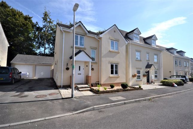 4 bed detached house for sale in Parc Starling, Johnstown, Carmarthen SA31