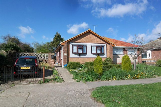 Thumbnail Semi-detached bungalow to rent in Highfield Road, Ramsgate