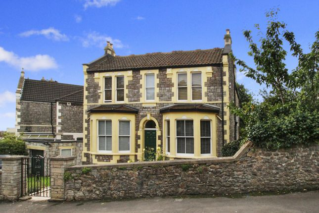 Thumbnail Detached house for sale in Hill Road, Weston-Super-Mare, Avon