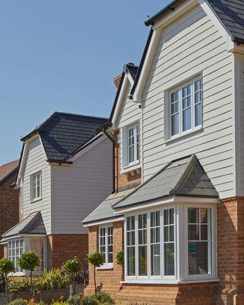 Thumbnail Detached house for sale in Oak At Riverbourne, Elm Avenue, Chattenden