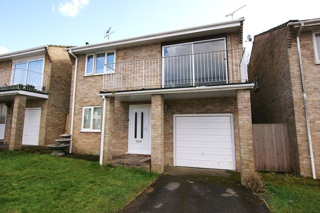Thumbnail Detached house for sale in Birch Close, Corfe Mullen, Wimborne