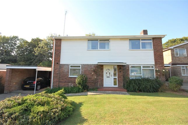 Thumbnail Detached house for sale in Reaburn Close, Charlton Kings, Cheltenham, Gloucestershire