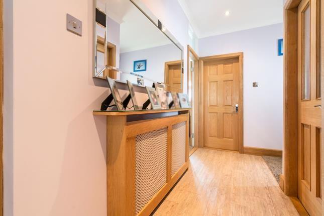 Hallway of Park Close, Coldean, Brighton, East Sussex BN1