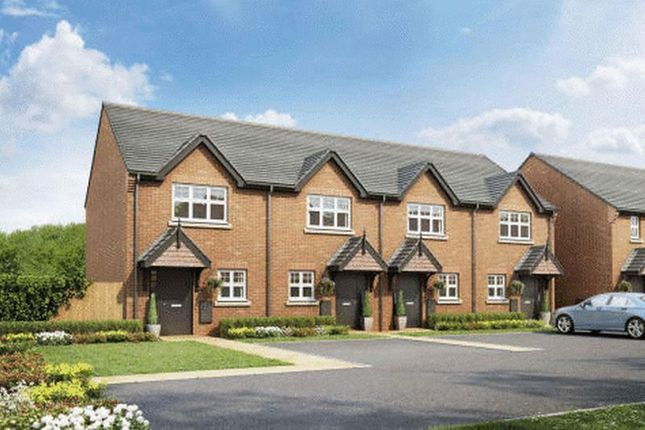 Thumbnail Mews house for sale in The Arun, The Maltings, Penwortham, Preston