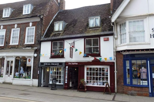 Thumbnail Retail premises for sale in Blandford Forum, Dorset