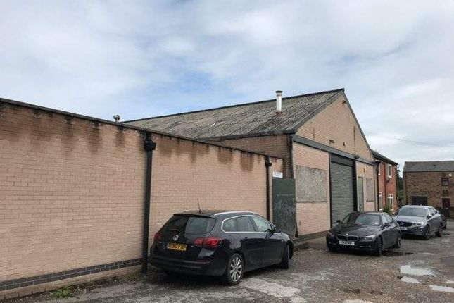 Thumbnail Light industrial for sale in 58-62 Thames Street, Nottingham, Nottingham