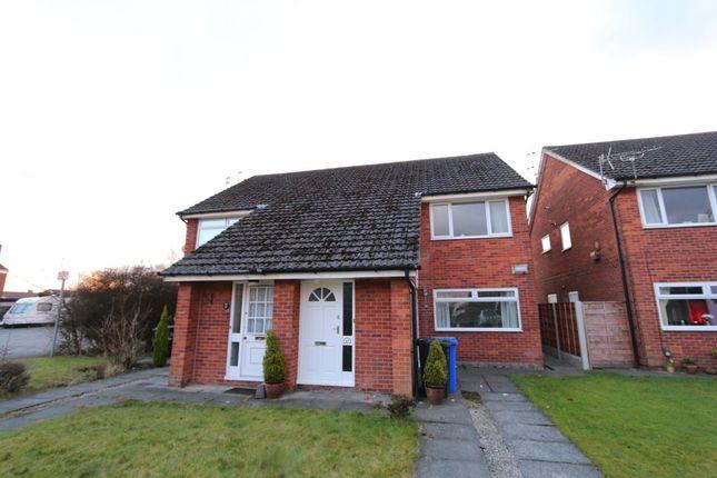 Thumbnail Flat to rent in Sandheys, Denton, Manchester