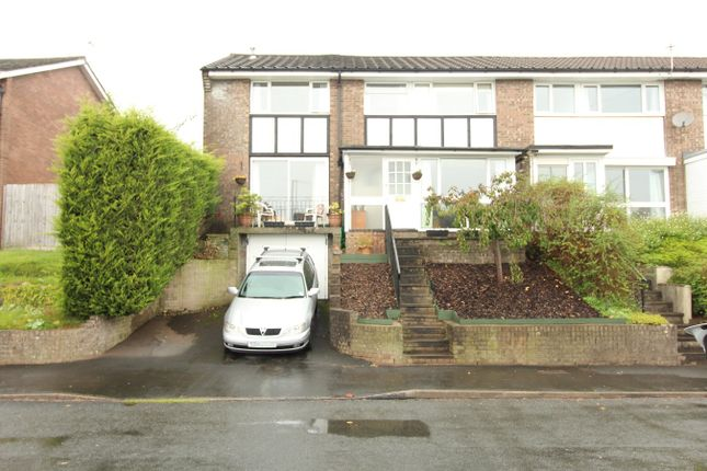 Thumbnail Semi-detached house for sale in Anthony Drive, Caerleon, Newport