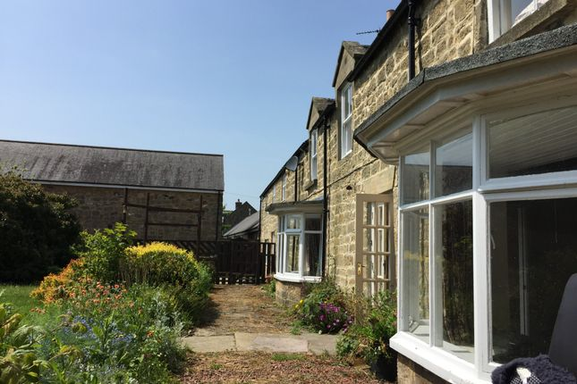 Thumbnail Farmhouse to rent in Low Heighley, Morpeth