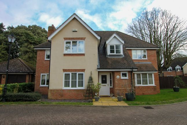 Thumbnail Detached house for sale in The Copse, Bushby, 9