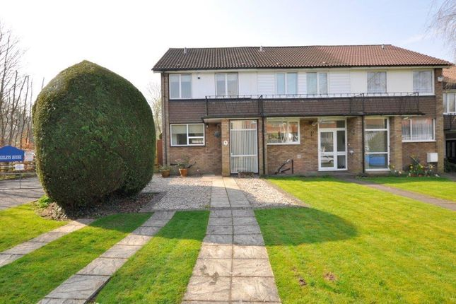 Thumbnail End terrace house to rent in Milton Road, Ickenham