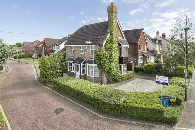 Thumbnail Detached house for sale in Dennard Way, Locksbottom, Orpington