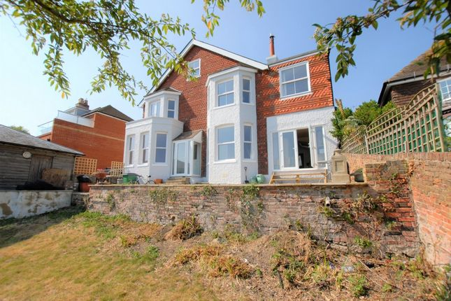 Thumbnail Detached house for sale in Hillside Street, Hythe