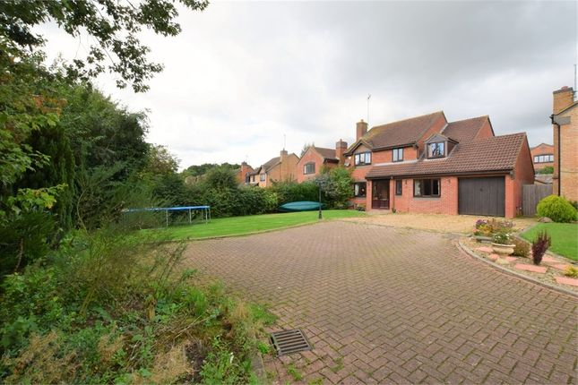 Detached house for sale in Tanfield Lane, Abington, Northampton