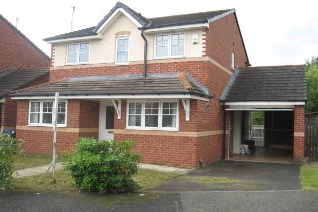 Thumbnail Property to rent in Matchwood Close, Garston