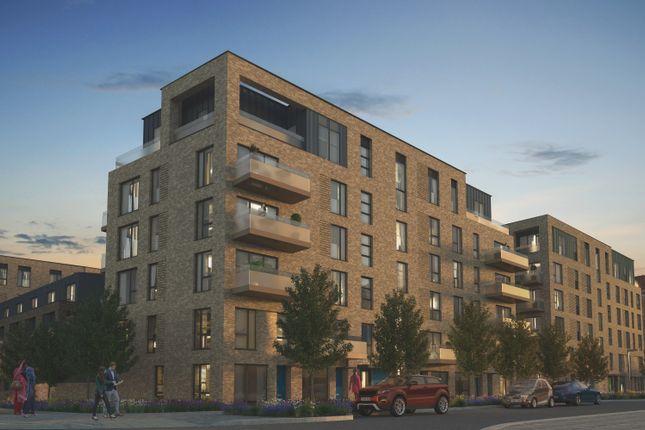 Greenwich Millennium Village, The Village Square, West Parkside, Greenwich SE10
