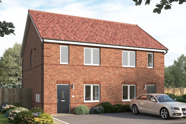 """3 bedroom semi-detached house for sale in """"The Dalbridge"""" at Chilton, Ferryhill"""