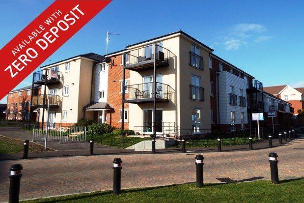 Thumbnail Flat to rent in 27 Cavendish Drive, Locks Heath, Southampton