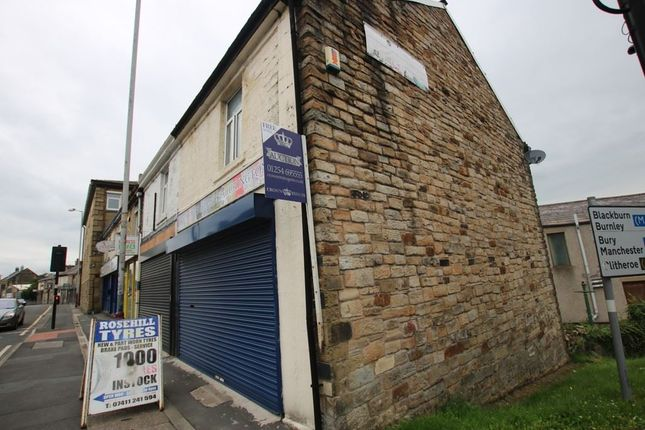 Thumbnail Retail premises for sale in Blackburn Road, Oswaldtwistle, Accrington