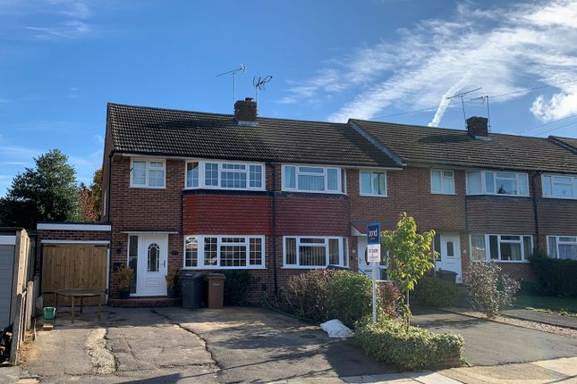 Thumbnail End terrace house for sale in Lucas Avenue, Moulsham Lodge, Chelmsford
