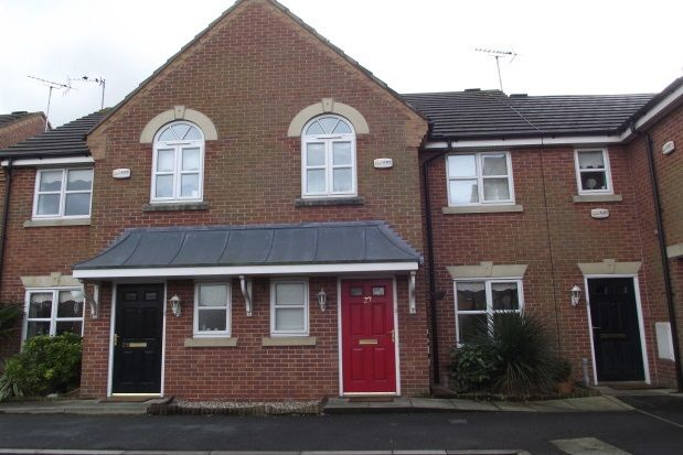 Thumbnail Town house to rent in Lowther Crescent, St. Helens