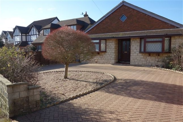 Thumbnail Detached bungalow to rent in Twynham Road, Maidenhead