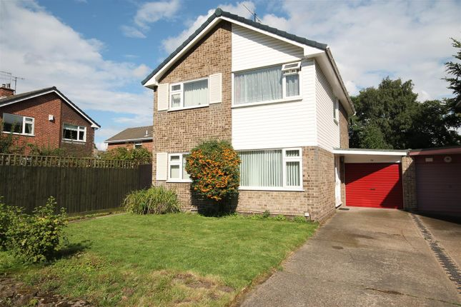 Thumbnail Detached house for sale in Larwood Grove, Nottingham