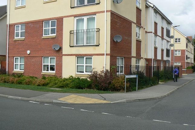 Thumbnail Flat to rent in Blenheim Square, Lincoln, Lincolnshire.